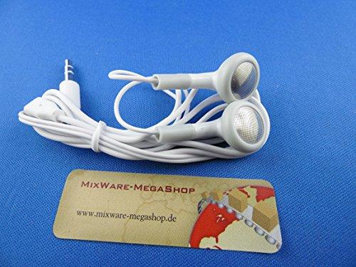 Kopfhörer Headset ohne Mikrofon für alle Handys mit 3,5mm Klinke, MP3 und