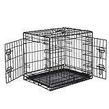 24 inch dog crate