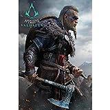 Assassin's Creed Póster Valhalla - Eivor I (61cm x 91,5cm)