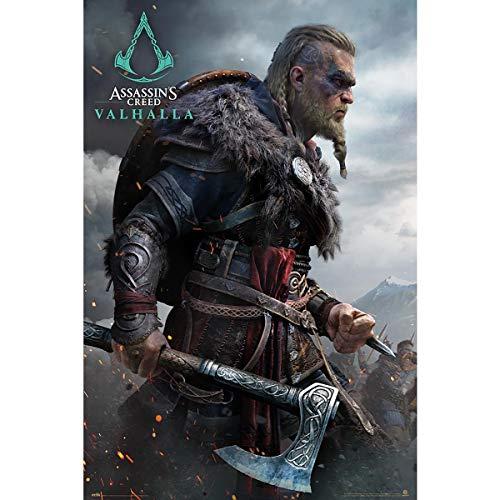Poster Assassin's Creed Valhalla - Eivor I (61cm x 91,5cm)