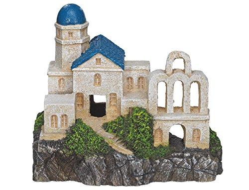 Nobby Santorini Décoration pour Aquarium 12,5 x 9 x 10,5 cm