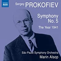 プロコフィエフ:交響組曲「1941年」&交響曲 第5番