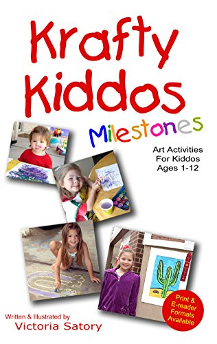 Krafty Kiddos Milestones (English Edition)