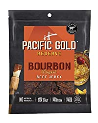 Pacific Gold Reserve Beef Jerky, 2.5 Ounce