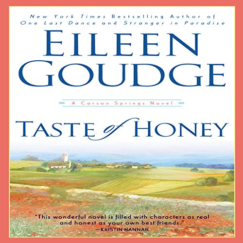 Taste of Honey audiobook cover art