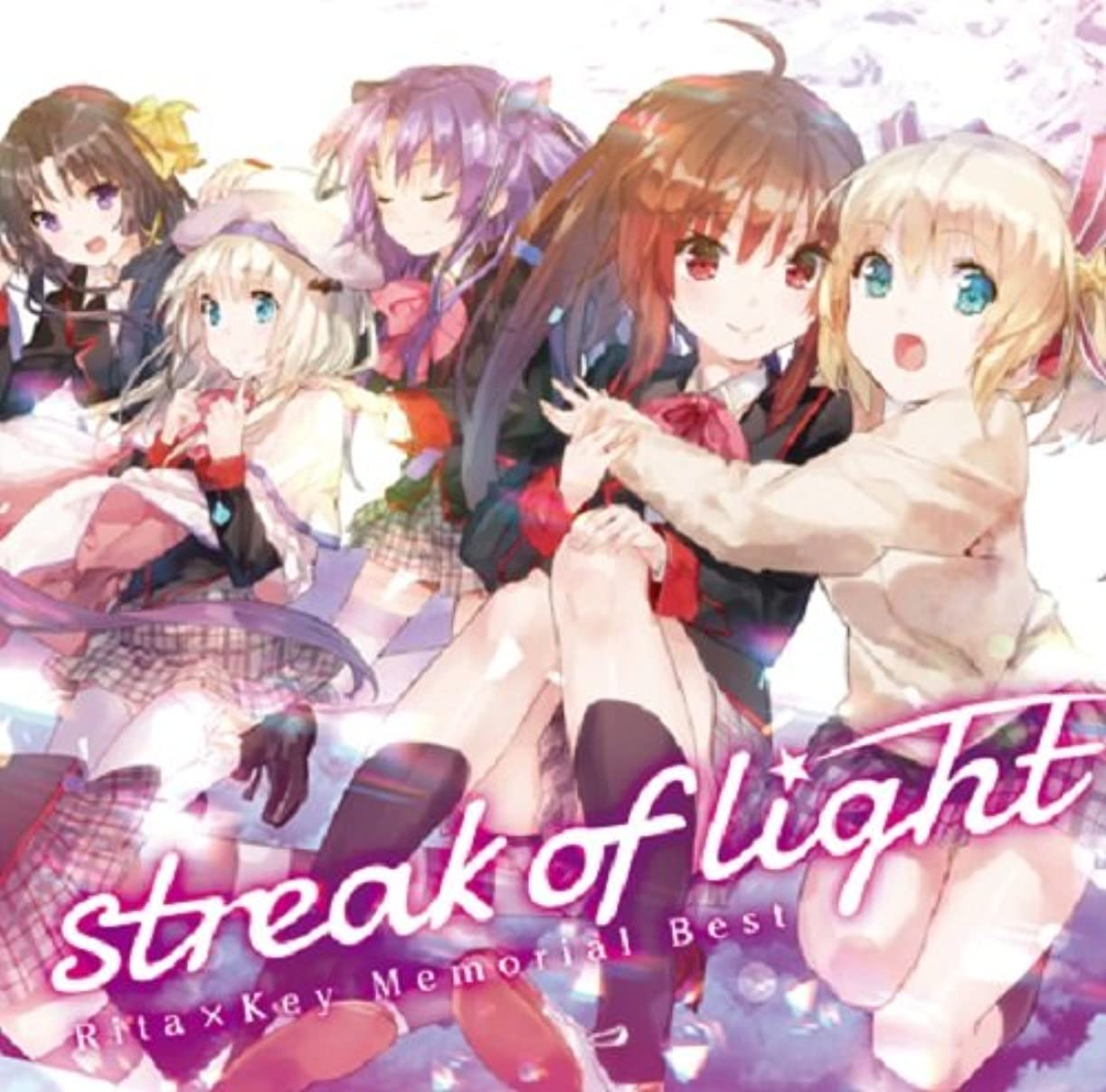 テーマ倍率攻撃Rita×Key Memorial Best 『streak of light』