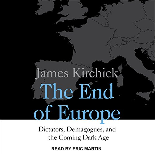 The End of Europe audiobook cover art