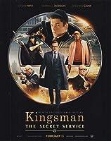 大きな写真「キングスマン」コリン・ファース Kingsman: The Secret Service