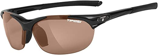 Details about  /Tifosi Wisp Limited Edition# 124 Brown//Sky Blue Brown Lenses