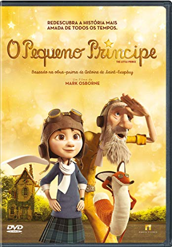 O Pequeno Príncipe [DVD]