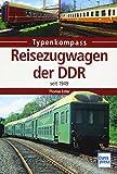 Reisezugwagen der DDR: Seit 1949