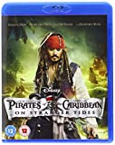 Pirates 4 Magical Gifts BD Retail [Blu-ray] [Region Free]