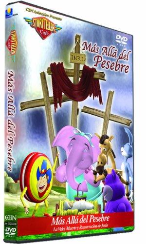 Mas Alla del Pesebre: Storyteller Caf' - Spanish Edition [USA] [DVD]
