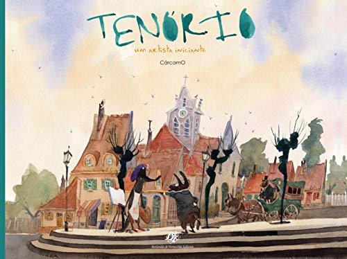 Tenório, um artista iniciante