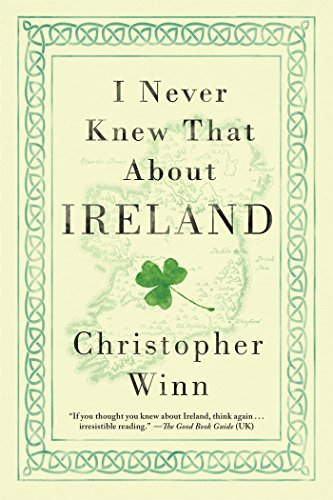 I Never Knew That About Ireland