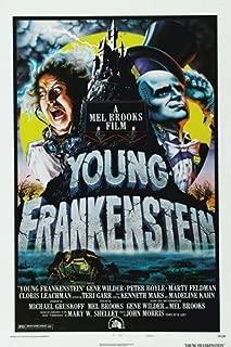 Young Frankenstein Movie Poster 11x17 Master Print