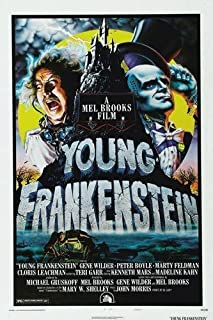 Young Frankenstein Movie Poster 11x17 Master Print