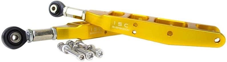 ISC Suspension S012CA-V3 Rear Adjustable Control Arm (Subaru 08+ Impreza WRX/STI /10+ Forester/ 12+BRZ/FR-S V3)