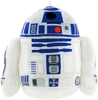 Hallmark Star Wars Plush Ornament R2d2