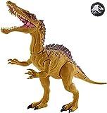 Jurassic World - Mega Ataque Extremo de Suchomimus, Dinosaurio de Juguete (Mattel GDL07)