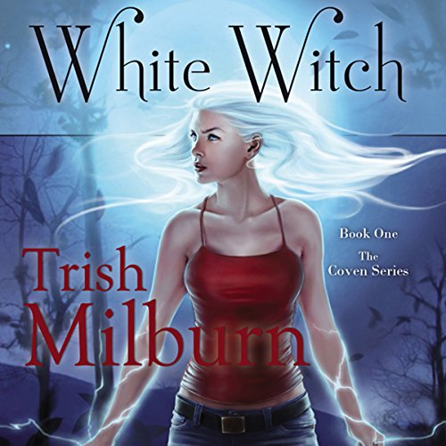 White Witch audiobook cover art