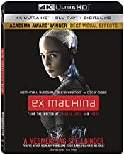 Ex Machina 4K Ultra HD