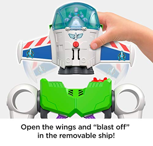 Buzz Lightyear Robot is a top toy for 3-year-old boys this year