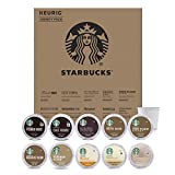Starbucks K-Cup Coffee Pods — Blonde, Medium & Dark...