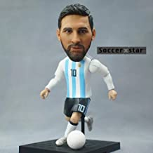 Soccer Leno Lionel Messi Argentina Toy Figures   Football Star  Size 5 inch
