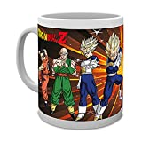 GB Eye Z Fighters Dragon Ball Z Becher, Mehrfarbig