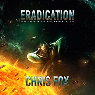 Eradication audiobook cover art