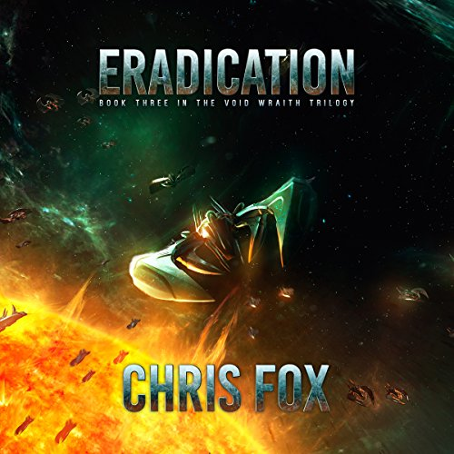 Eradication audiobook cover art