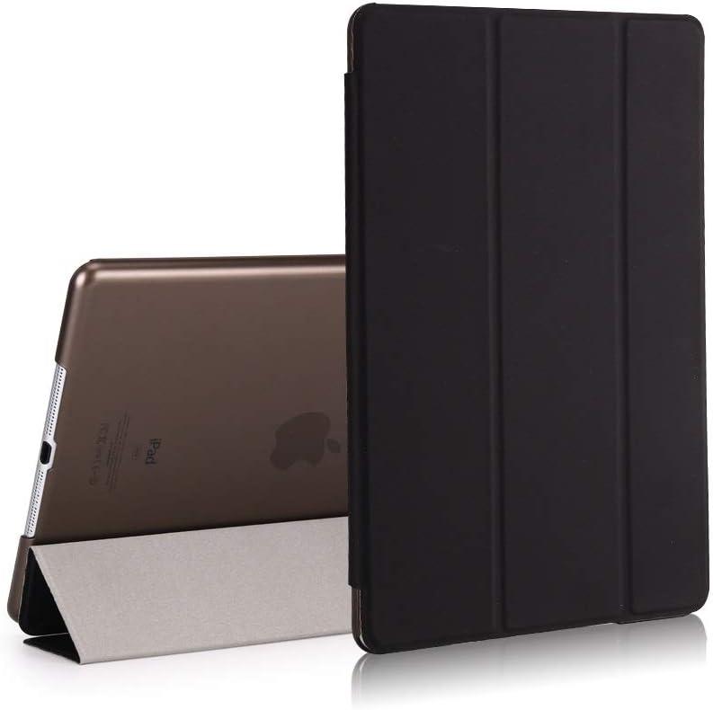 New iPad 9.7 2018/2017 Case,HuiFlying Lightweight Tri-fold Stand
