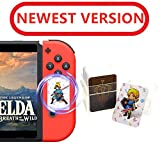 23 carte nfc the legend of zelda breath of the wild, link zelda botw game ricompense. switch/lite wii u