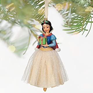 D8 Snow White Sketchbook Ornament