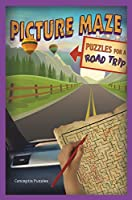 Picture Maze Puzzles for a Road Trip (Puzzlewright Junior Picture Mazes)