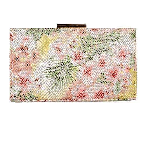Van Dal Damen Zinnia Tasche, Tropisches Blumenmuster, One Size