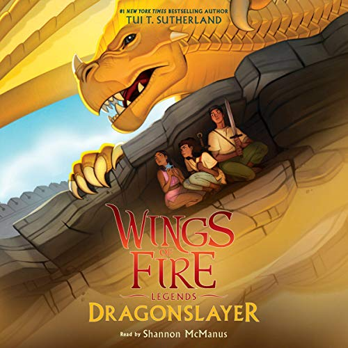 Dragonslayer: Wings of Fire: Legends