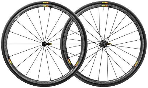 MAVIC - Ksyrium Pro Carbon SL C Pair, Color Black