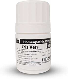 IRIS VERSICOLOR 200C Homeopathic Remedy in 32 Gram
