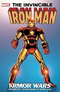 Iron Man: Armor Wars (Iron Man (1968-1996))