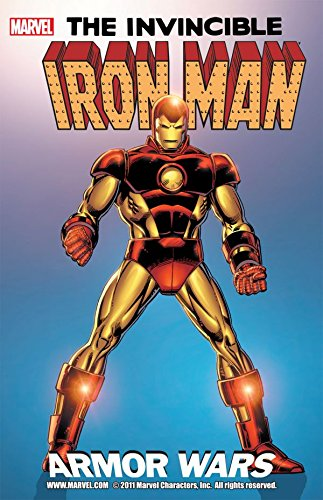 Iron Man: Armor Wars (Iron Man (1968-1996)) (English Edition)