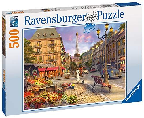 Ravensburger Italy-Puzzle 500 pezzi, 14683