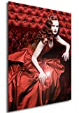 Instabuy Poster Moulin Rouge - Satine (Plakat 70x50)