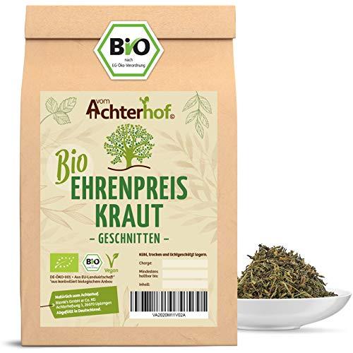 Ehrenpreis Tee BIO | 100g | 100% Ehrenpreiskraut ohne Zusätze | Ehrenpreistee lose | vom Achterhof