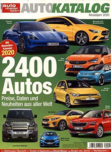 auto motor sport Autokatalog 1/2020
