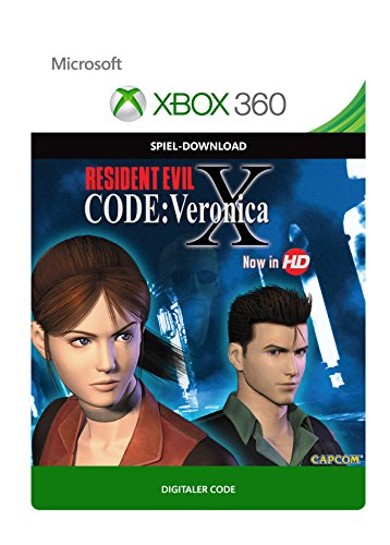 Resident Evil Code: Veronica X  [Xbox 360 - Download Code]