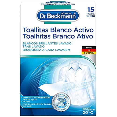 Dr Beckmann Dr. Beckmann Toallitas Activo - 5 Toallitas, Blanco