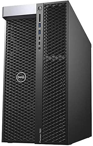 Dell Precision Tower security 7920 Workstation 2.3Ghz OFFicial mail order 192GB 5118 Gold 12C