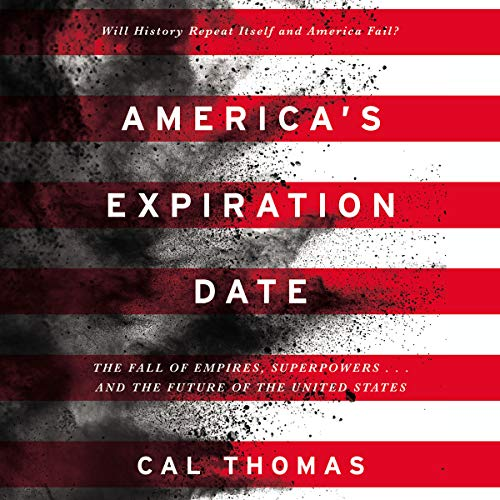 America's Expiration Date audiobook cover art
